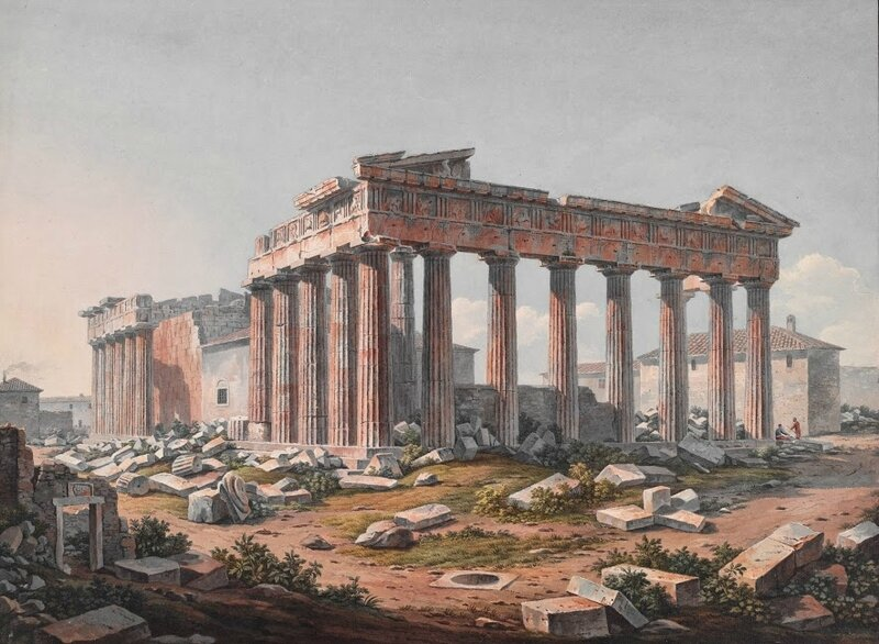 Dodwell_Parthenon