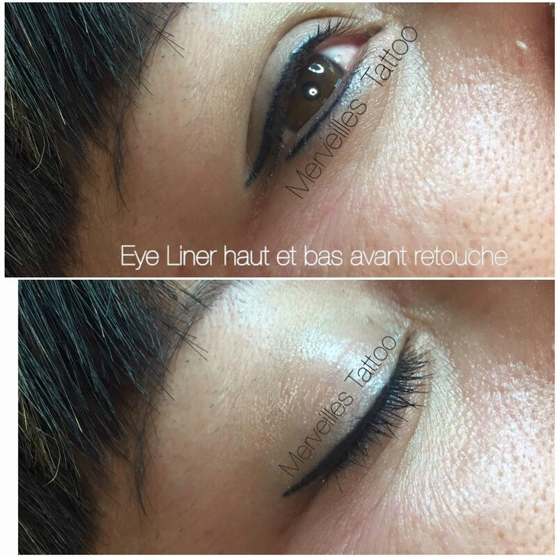 eye liner, tattoo, maquillage permanent