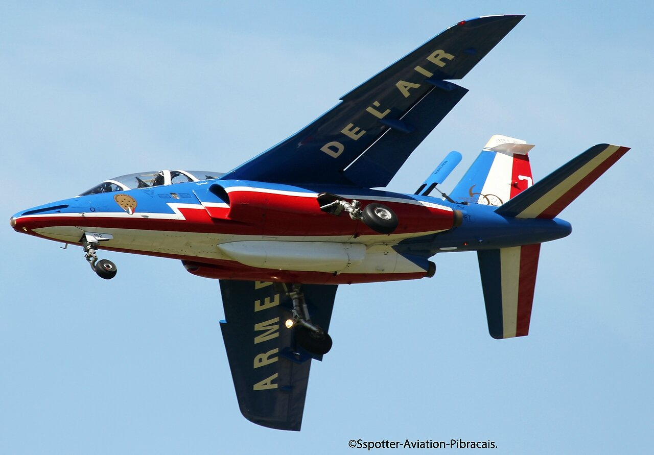 La Patrouille de France (France-Air Force)