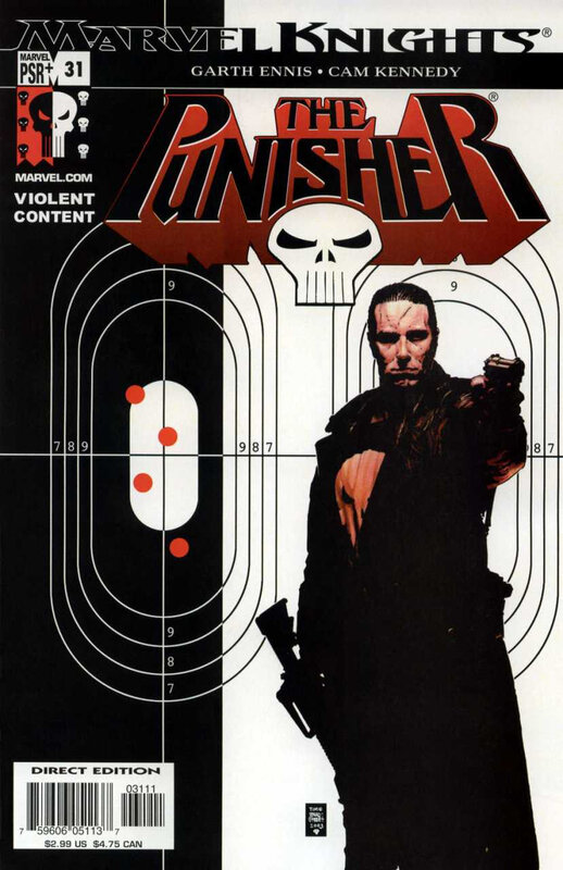 punisher marvel knights V3 31