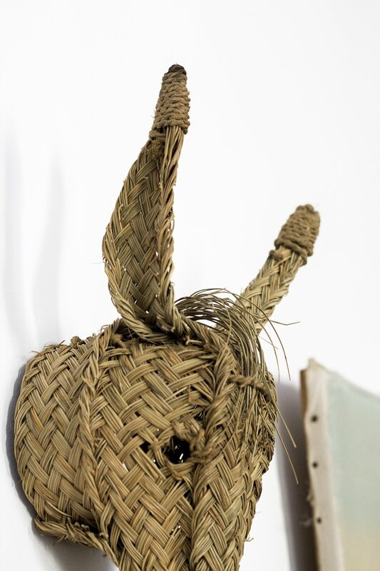 Trophée âne petit modèle chambre enfant TRENDY LITTLE 2