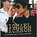 Michael jackson, l'interview exclusive à vh1 - black & white n°20, décembre 1996