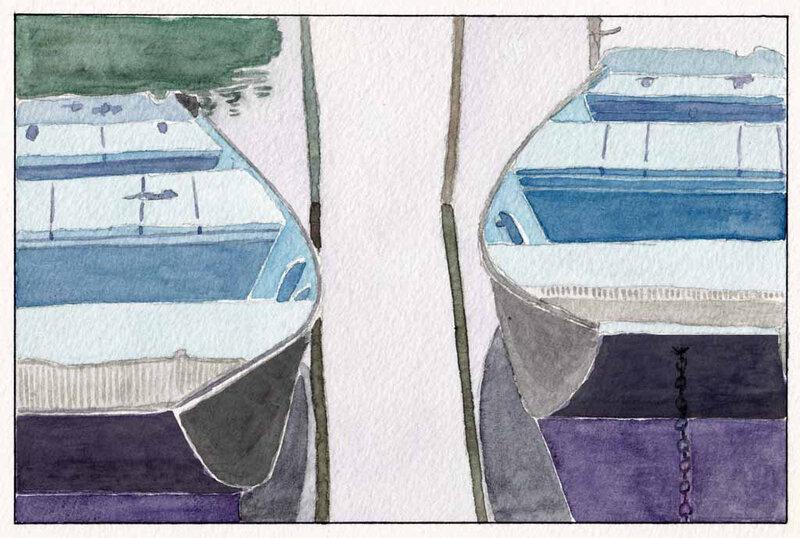 Barques à Morannes (réduite)