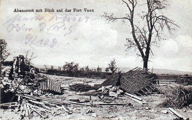 1918-11-10 - Abaucourt meuse b