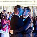 Vincent et bruno se sont dit oui. le premier mariage pour tous célébré en france !