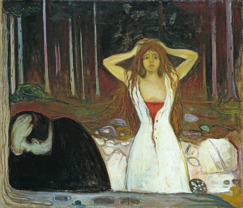 1895 - Cendres
