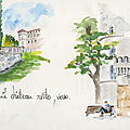 Château de Florans recto verso