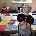 Les poupées en laine