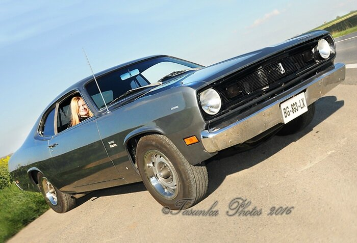 DODGE Plymouth Duster - V8 - 318 ci - 1970