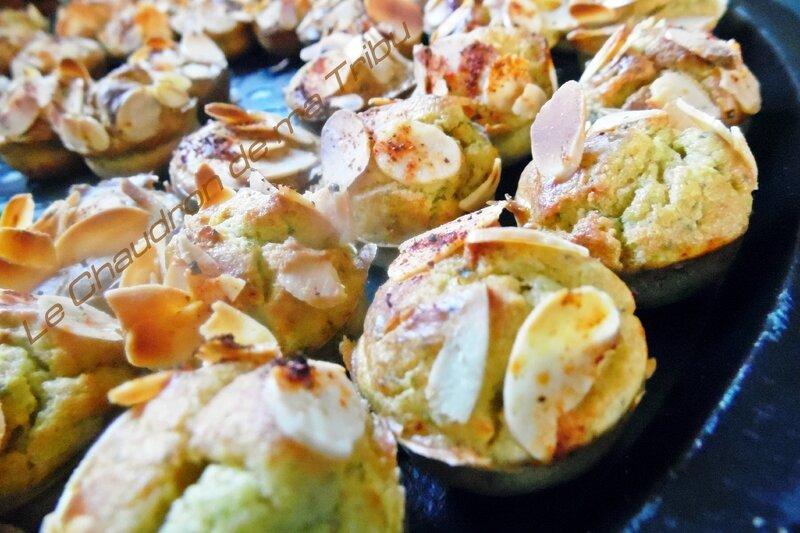 mini muffins saumon fumé-oseille (2)