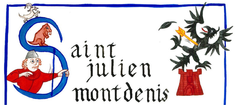 st julien mont denis