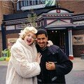with my darling poupée at universal studios_hollywood