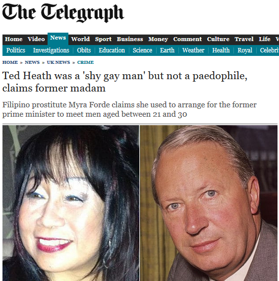 2017-02-21 21_06_50-Ted Heath was a 'shy gay man' but not a paedophile, claims former madam - Telegr