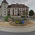Rond-point à château-thierry