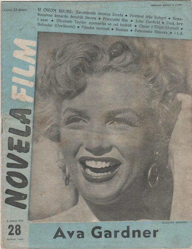 Novela Film (Croa) 1954