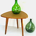 Petit mobilier ... table tripode * laura