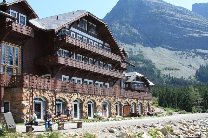 Many Glacier Hôtel
