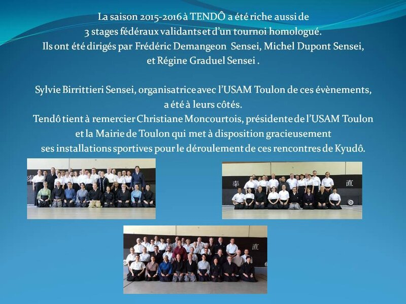 STAGES TOULON