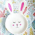 Recette de la porcelaine froide au micro ondes - et décoration de paques