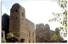 castle in Gondar