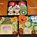 Lunchbox/bento #40 - 10 years bento