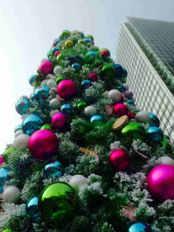 christmas in shanghai what else - Do They Celebrate Christmas In China