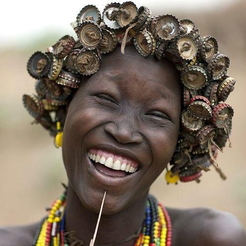 femme éthiopie