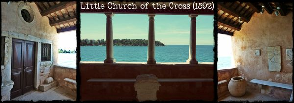 Church of the Cross Rovinj Croacia