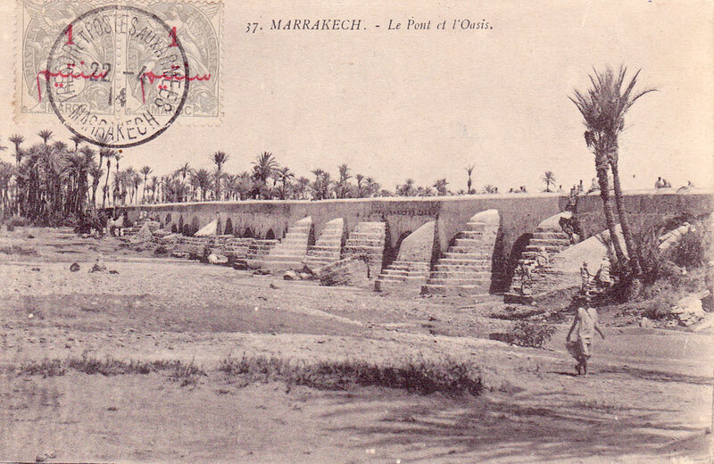 MARRAKECH-(Grebert-n