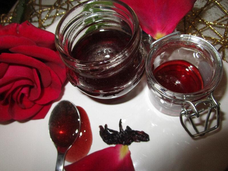 sirop de rose (7)