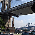 brooklyn & williamsburg's bridges