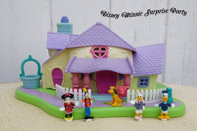 Disney Minnie Surprise Party