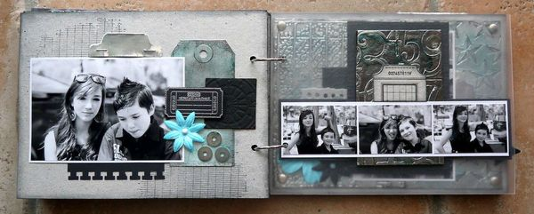 mini album kit Patmiaou 4