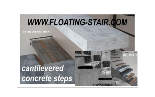 #floatingstaircases #floatingstair #floatingstaircase #floatingstairs #floatingstairkit #suspendedstairs #escaliersuspendu #decoration #architecture #amenagementinterieur #decorationinterieur #renovation