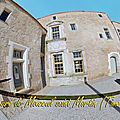 Le prieuré de mouzeuil saint martin (time travel)