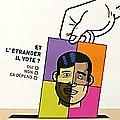Droit de vote des étrangers : réunion publique de la ligue des droits de l'homme - avranches - jeudi 21 mars 2013
