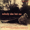 Betty Bennet sings the arrangements of Shorty Rogers & André Prévin - 1954 - Nobody Else But Me (Atlantic)