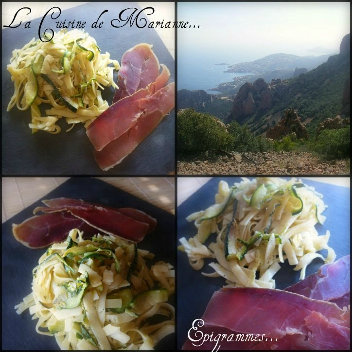Pates courgettes02