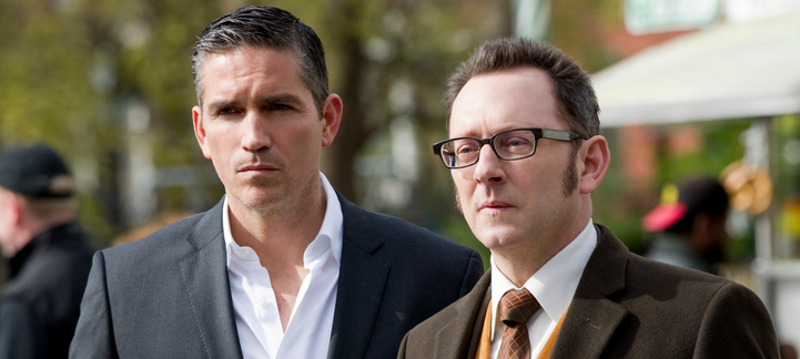 Person of interest Reese et Finch