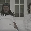 Charlotte gainsbourg réalise le clip de deadly valentine pour l'album rest