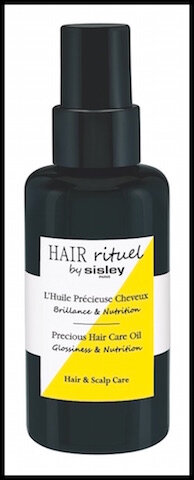 sisley huile precieuse cheveux