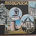 Aigueperse - Michel de l'Hospital datée 1981