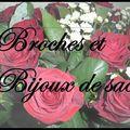4*Broches et bijoux de sac
