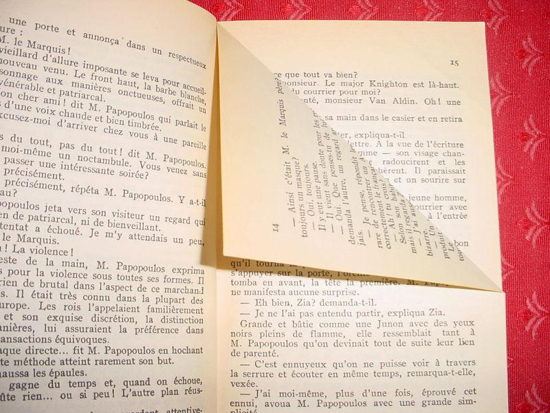 Herisson Recup En Livre De Poche La Bricole Du Boulon