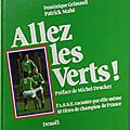Livre sport ... allez les verts ! (1981)