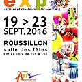 afficheRoussillon6-19 sept