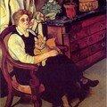 S.Valadon 1922 (Miss Lily)