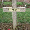 Soldat Joseph RUF
