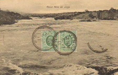 Ouganda river