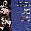 Stephane Grappelli & Stuff Smith - 1957 - Violins No End (Fantasy)